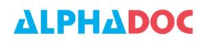 Logo Alphadoc