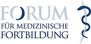 BILD zu OTS - Logo Forum fŸr medizinische Fortbildung