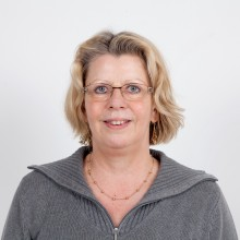 Portraitfoto von Silvia Kriese
