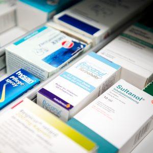 Mehrere Medikamente